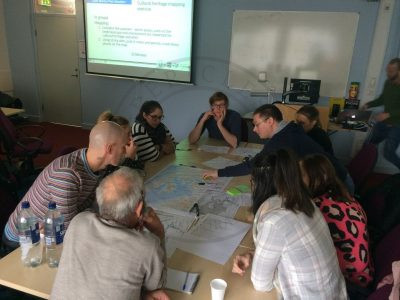 Clyde Marine Plan workshops in Paisley and Lochilpead Nov 2019