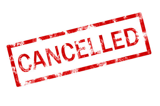 Cancellation of stakeholder workshop, Aveiro 2020