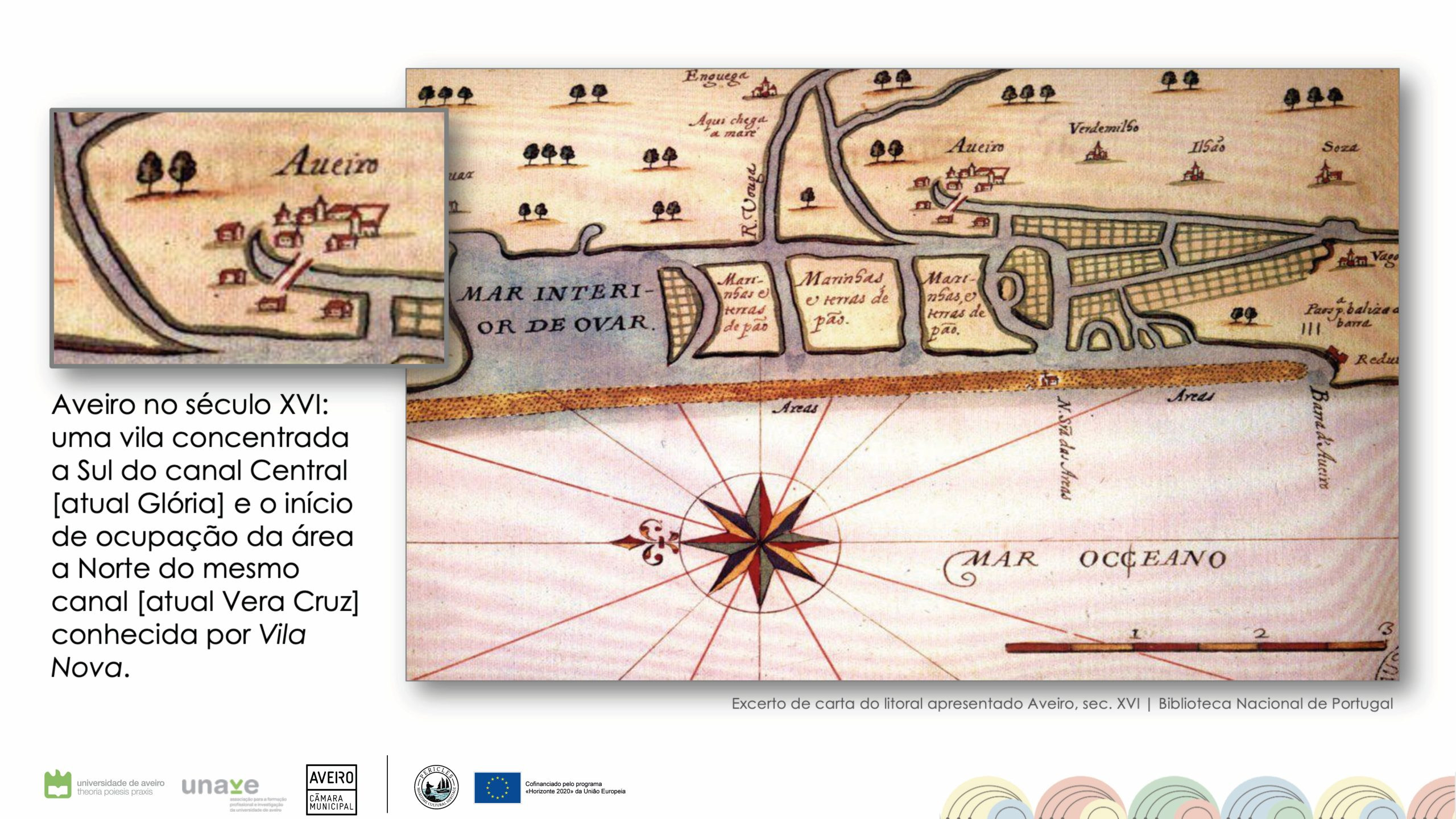 The natural and cultural heritage on board the moliceiro – capacity building course