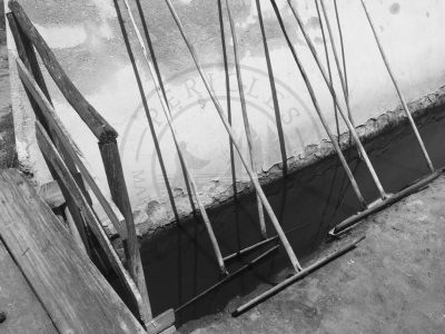 Traditional wooden tools for salt production in Aveiro saltpan (Aveiro municipality, Ria de Aveiro region)