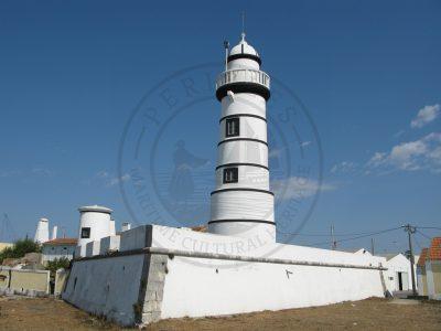 Barra fort, a classified monument in Gafanha da Nazaré (Ilhavo municipality, Ria de Aveiro region)