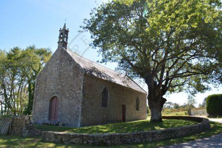 B1 - Chapel of Le Moustoir 2 - Locmariaquer (Gulf of Morbihan, Brittany) - Sybill HENRY