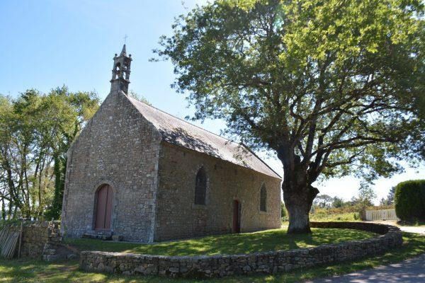 Brittany church