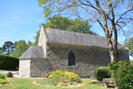 B1 - Chapel of Le Moustoir - Locmariaquer (Gulf of Morbihan, Brittany) - Sybill HENRY