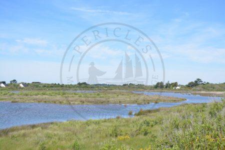 B1 - Marshland of Brénéguy - Locmariaquer (Gulf of Morbihan, Brittany) - Sybill HENRY