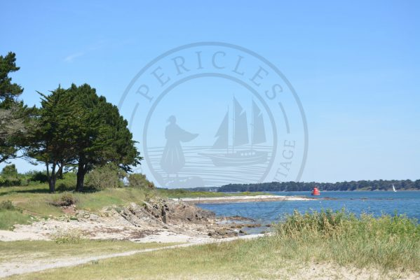 B1 - Tip of Ker Penhir - Locmariaquer (Gulf of Morbihan, Brittany) - Sybill HENRY