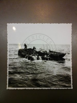 B3 - Goemon fishing in the 1960s - Brittany - Departmental archives of Finistère