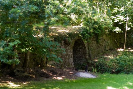 Pont en granit, Crac'h Granit bridge, Crac'h