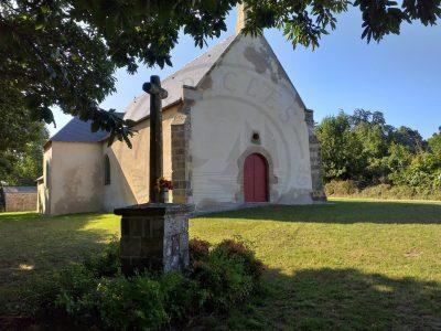 Chapelle de Penmern, Baden. Chapel of Penmern, Baden