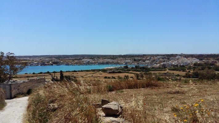 Marsaxlokk from distance (2)