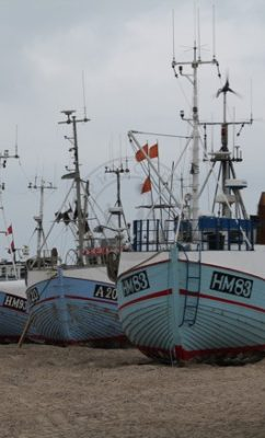 Thorupstrand Boats