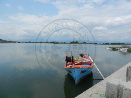 Vistonis lagoon 1