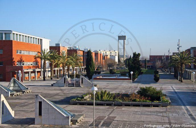 Universidade de Aveiro, Campus Universitário de Santiago